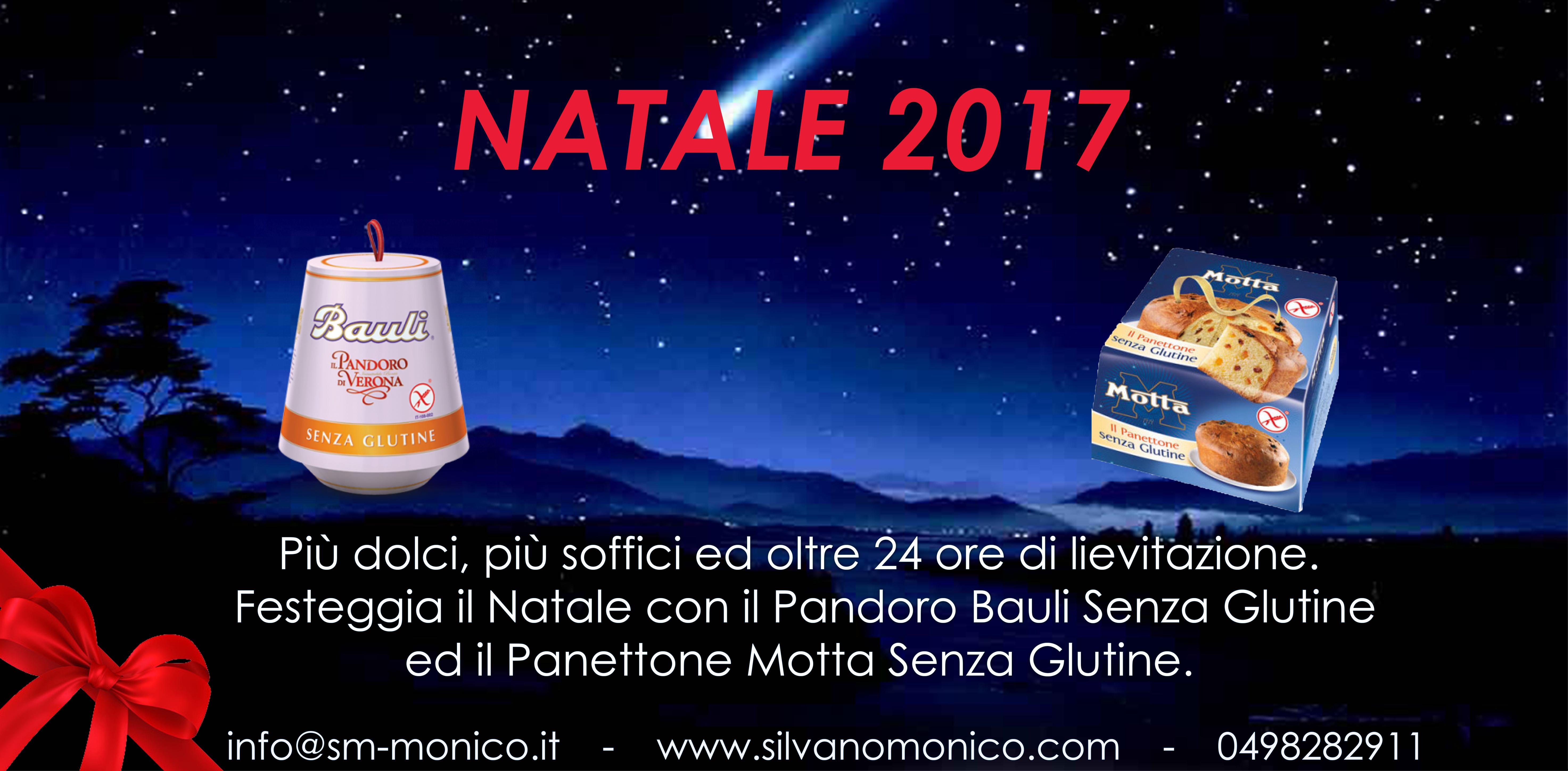 Bauli e Motta Senza Glutine2017