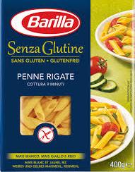SILVANO MONICO BARILLA SENZA GLUTINE PENNE